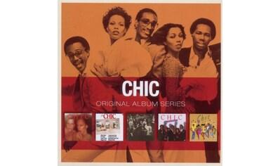 Musik-CD »Original Album Series / Chic« kaufen