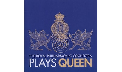 Musik-CD »RPO Plays Queen / RPO-Royal Philharmonic Orchestra« kaufen