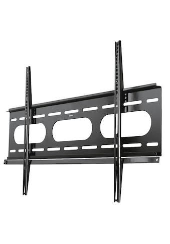 Hama TV-Wandhalterung »140cm (55 Zoll), FIX«, flach, bis 229cm (90 Zoll), 165cm (65 Zoll) kaufen