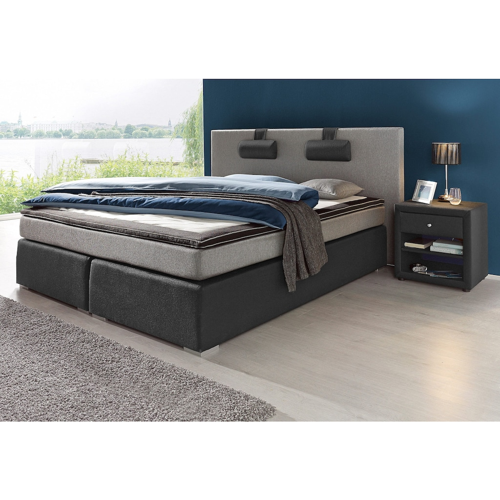 ATLANTIC home collection Nachtkonsole, Atlantic Home Collection