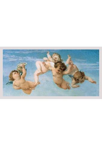 DELAVITA Bild mit Rahmen »CABANEL / Geburt der Venus (Detail)«, (1 St.) kaufen