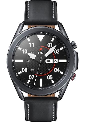 Samsung Smartwatch »Galaxy Watch 3, Edelstahl, 45 mm, LTE (SM-R845)«, (Android Wear) kaufen