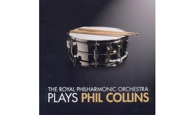 Musik-CD »RPO Plays Phil Collins / RPO-Royal Philharmonic Orchestra« kaufen