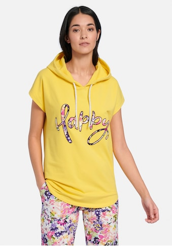 MYBC Kapuzensweatshirt »cotton«, mit Print kaufen