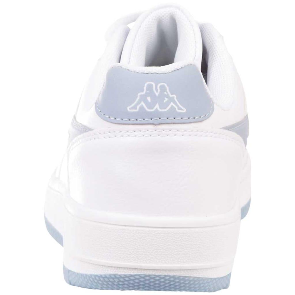 Kappa Sneaker »BASH NC«, mit zweifarbiger Sohle