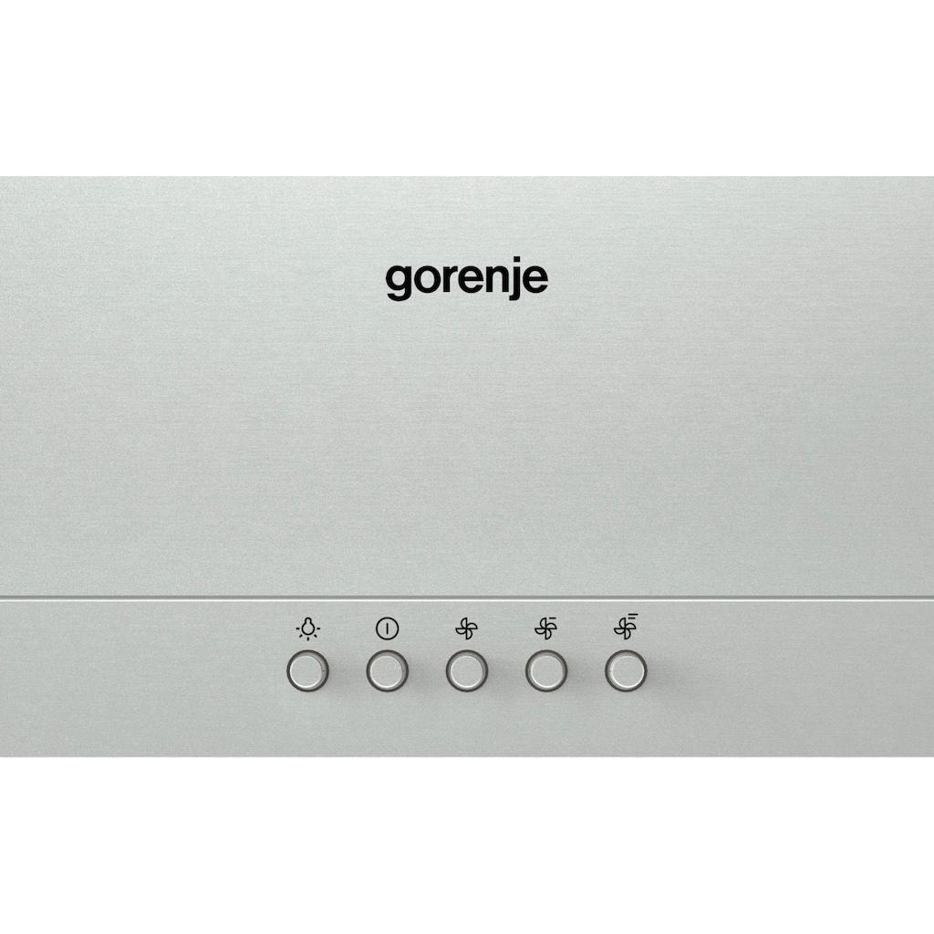 GORENJE Wandhaube »WHT623E5X«
