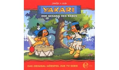 Musik-CD »(8)HSP z.TV-Serie-Der Gesang Des Raben / Yakari« kaufen