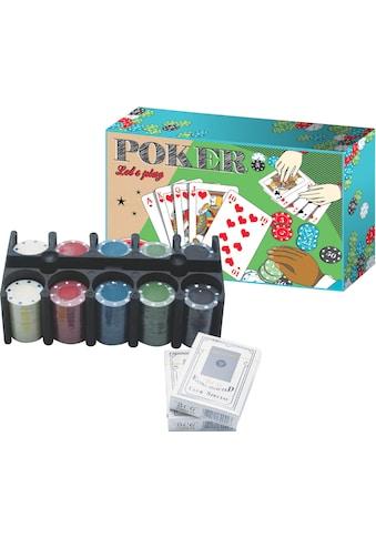 """Retr - Oh! Spiel, """"Poker Set"""" kaufen"""