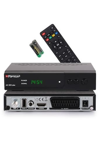 Opticum Red SAT-Receiver »AX 300 Plus Full HD«, EasyFind Ready kaufen