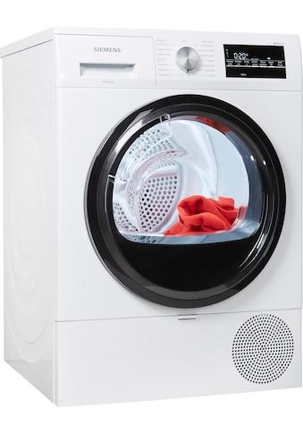 SIEMENS Wärmepumpentrockner »WT47R400« kaufen