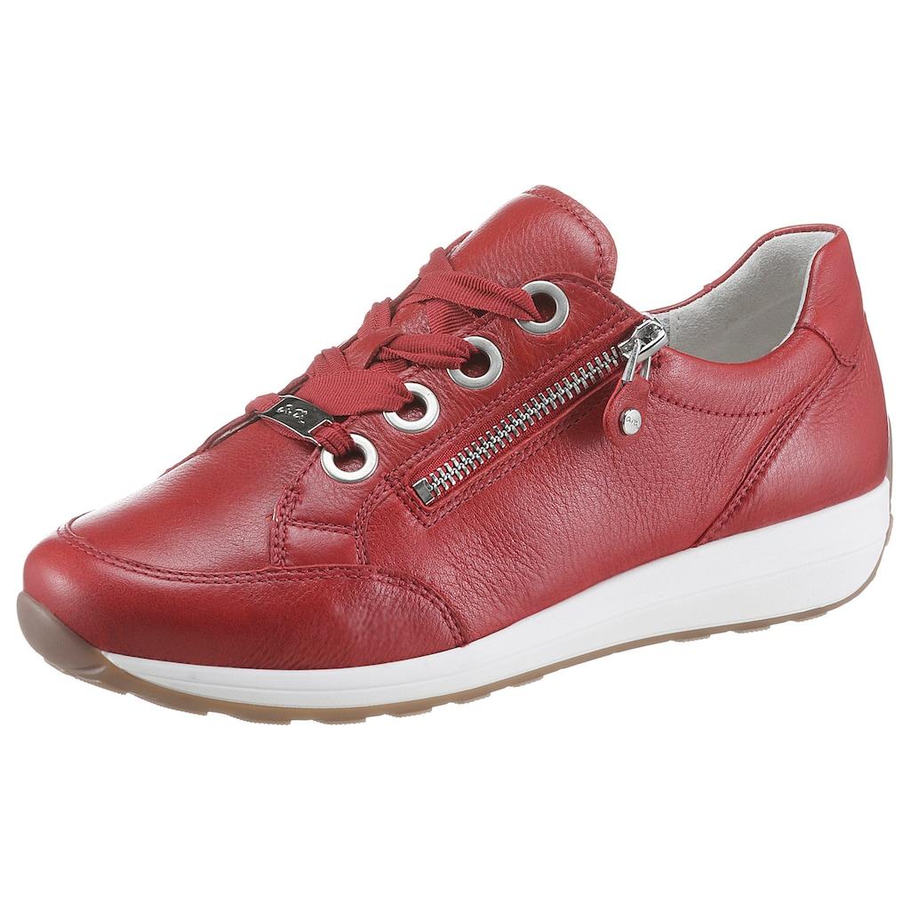 Ara Sneaker »OSAKA«, in bequemer Schuhweite G