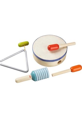 "Haba Spielzeug - Musikinstrument ""Rhythmik - Set"", (Set, 5 - tlg.) kaufen"