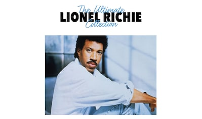 Musik-CD »The Ultimate Collection / Richie,Lionel/Commodores« kaufen