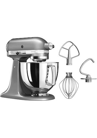 KitchenAid Küchenmaschine »Artisan 5KSM125ECU«, 300 W, 4,8 l Schüssel, Farbe:... kaufen