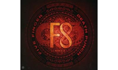 Musik-CD »F8 (2LP) / Five Finger Death Punch« kaufen