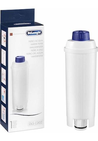De'Longhi Wasserfilter »DLSC002«, für alle Kaffeevollautomaten mit Wasserfilter von... kaufen