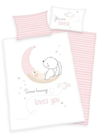 """Babybettwäsche »Baby Best """"Little Bunny""""«, Baby Best kaufen"""