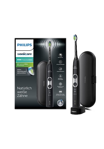 Philips Sonicare Elektrische Zahnbürste HX6870/53, Aufsteckbürsten: 1 Stk. kaufen