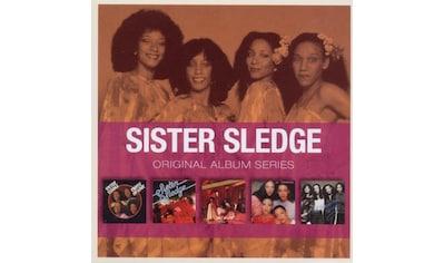Musik-CD »Original Album Series / Sister Sledge« kaufen