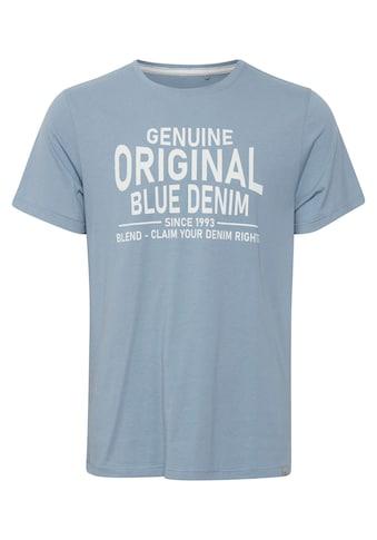 Blend Print-Shirt »Bona«, T-Shirt mit Print kaufen
