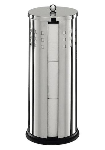 Zeller Present Toilettenpapierhalter, Edelstahl kaufen