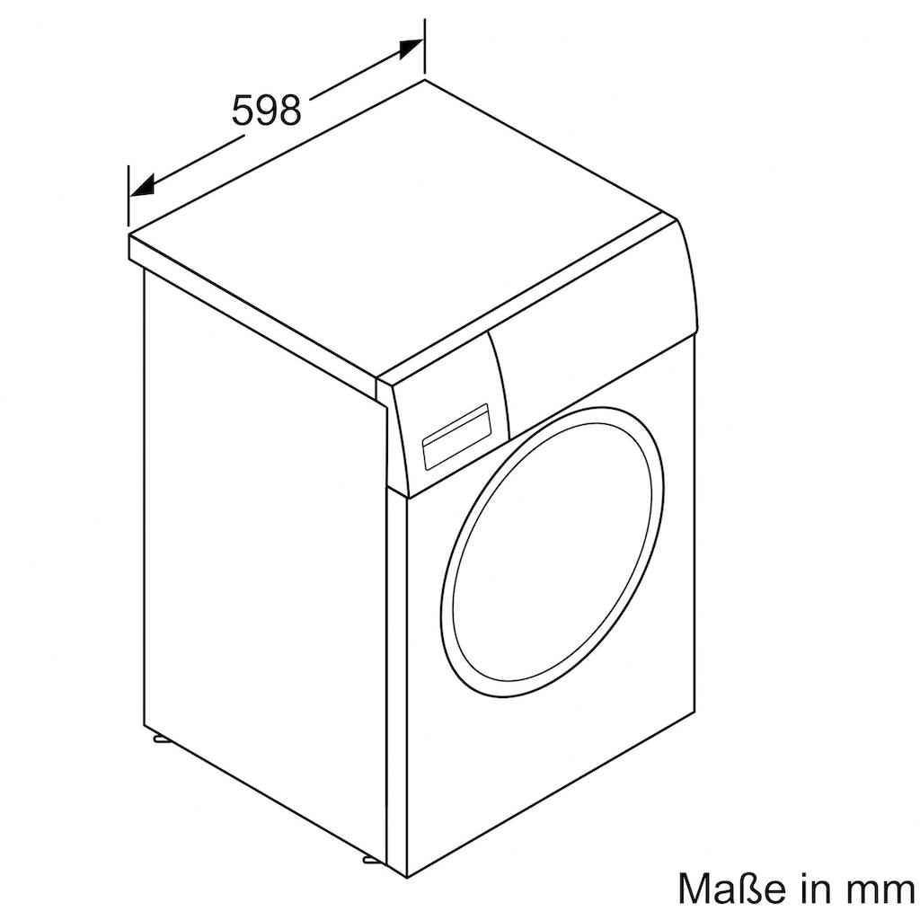 BOSCH Waschmaschine, WAN28228, 8 kg, 1400 U/min