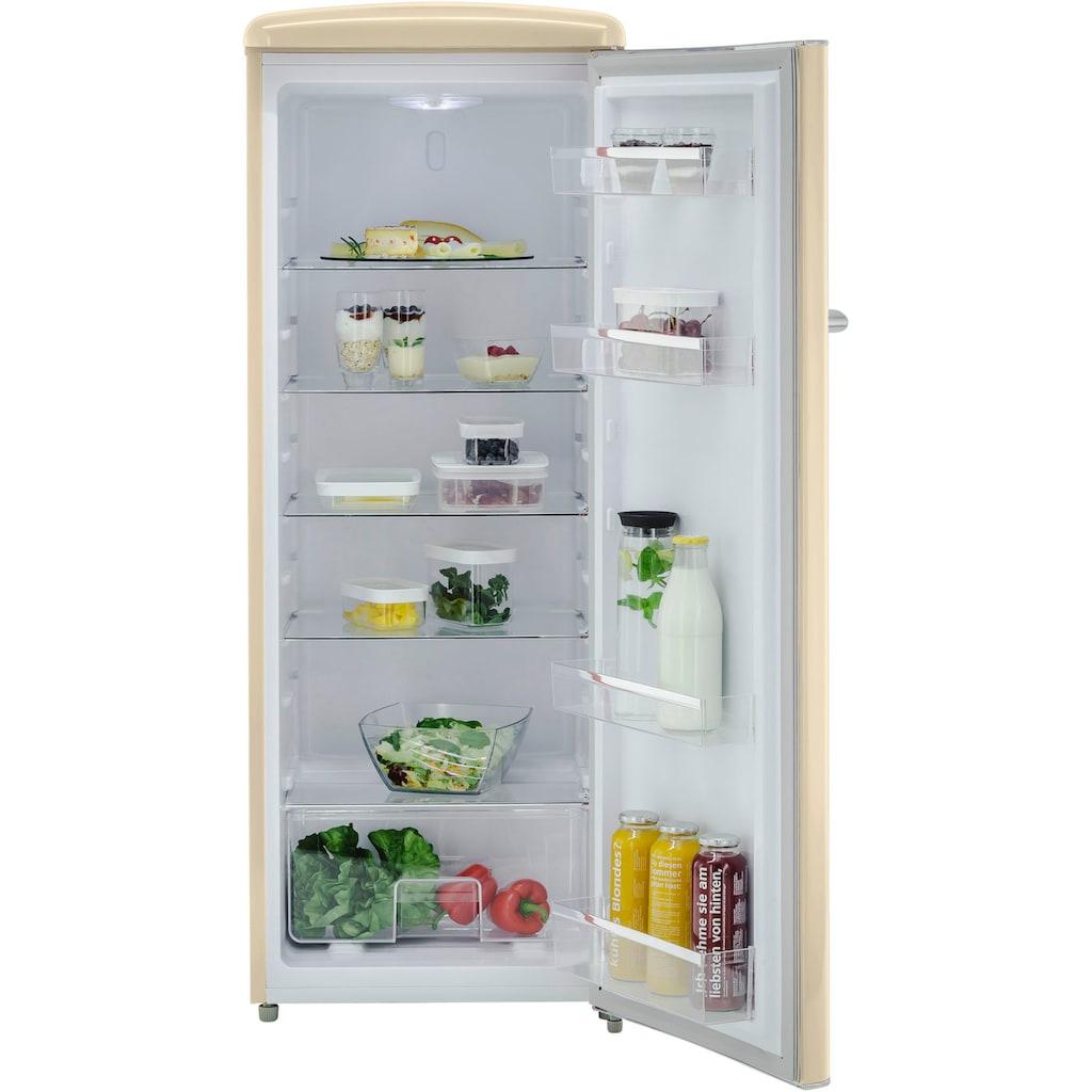 exquisit Kühlschrank »RKS325-V-H-160F«