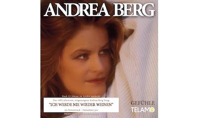Musik-CD »Gefühle (Premiumedition 2018) / Berg,Andrea« kaufen