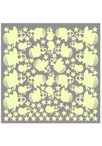Wall-Art Wandtattoo »Leuchtsticker Glühwürmchen« kaufen