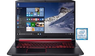 Acer AN517 - 51 - 77Q0 Notebook (43,94 cm / 17,3 Zoll, Intel,Core i7, 1024 GB SSD) kaufen
