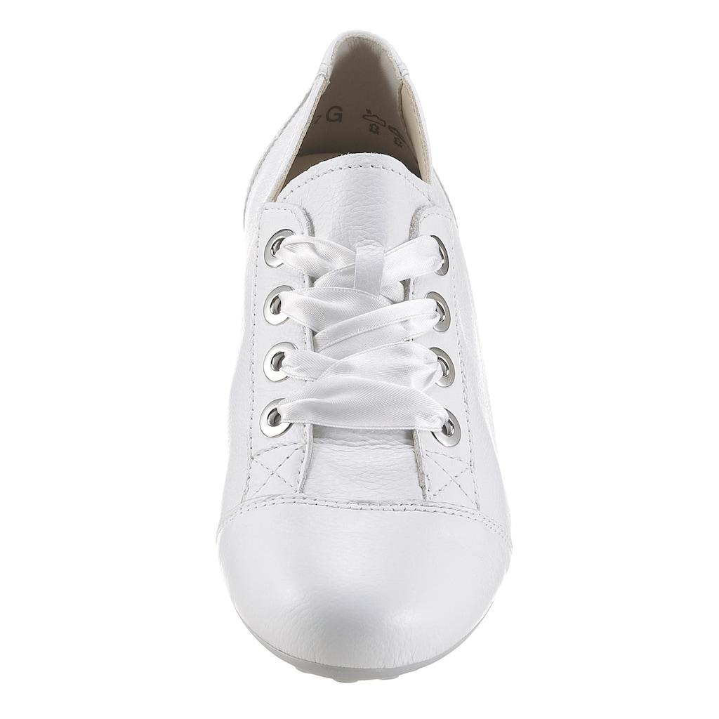 Semler Sneaker »NELE«, in Schuhweite F (=normal)