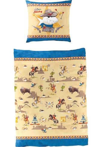 Kinderbettwäsche »Indianer/Cowboy«, Capt`n Sharky kaufen