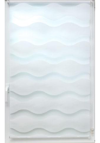 sunlines Doppelrollo »Doppelrollo Welle«, Lichtschutz, ohne Bohren, freihängend,... kaufen