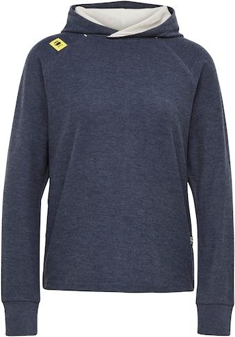 G-Star RAW Sweatshirt »Hooded Tweater«, mit gefütterter Kapuze und überkreuzter... kaufen