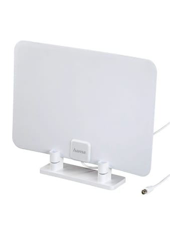 Hama DVB - T2 Zimmerantenne, TV/Radio Flachantenne, DAB+/passiv »Superflach, Performance 15« kaufen