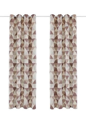 Bruno Banani Vorhang »Berlad« kaufen