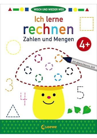 Buch »Wisch und wieder weg - Ich lerne rechnen 4+ / Joshua Schulz« kaufen