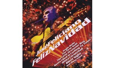 Musik-CD »FELIZ NAVIDAD / FELICIANO, JOSE« kaufen