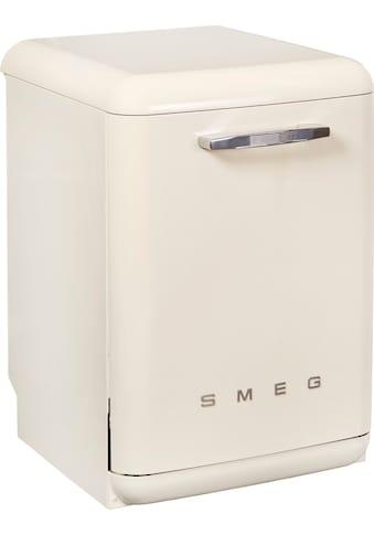 Smeg Standgeschirrspüler »LVFABCR2«, LVFABCR2, 9 l, 13 Maßgedecke kaufen