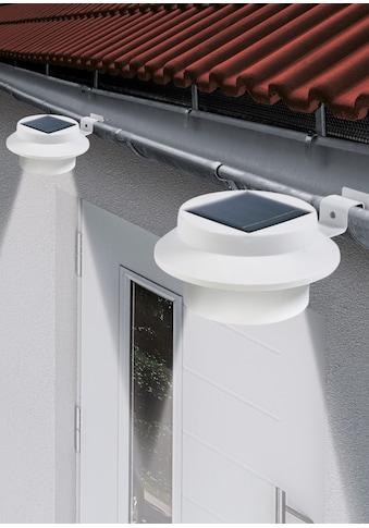 EASYmaxx LED Dachrinnenleuchte »Dachrinnenleuchte«, Warmweiß kaufen