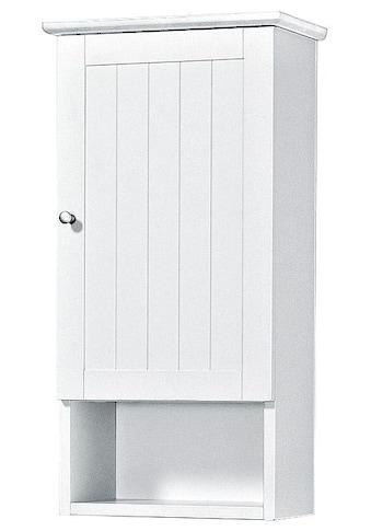 WELLTIME Hängeschrank »Venezia Landhaus«, Breite 33 cm, aus Massivholz kaufen