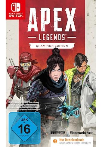 Electronic Arts Spiel »APEX Legends - Champion Edition«, Nintendo Switch kaufen