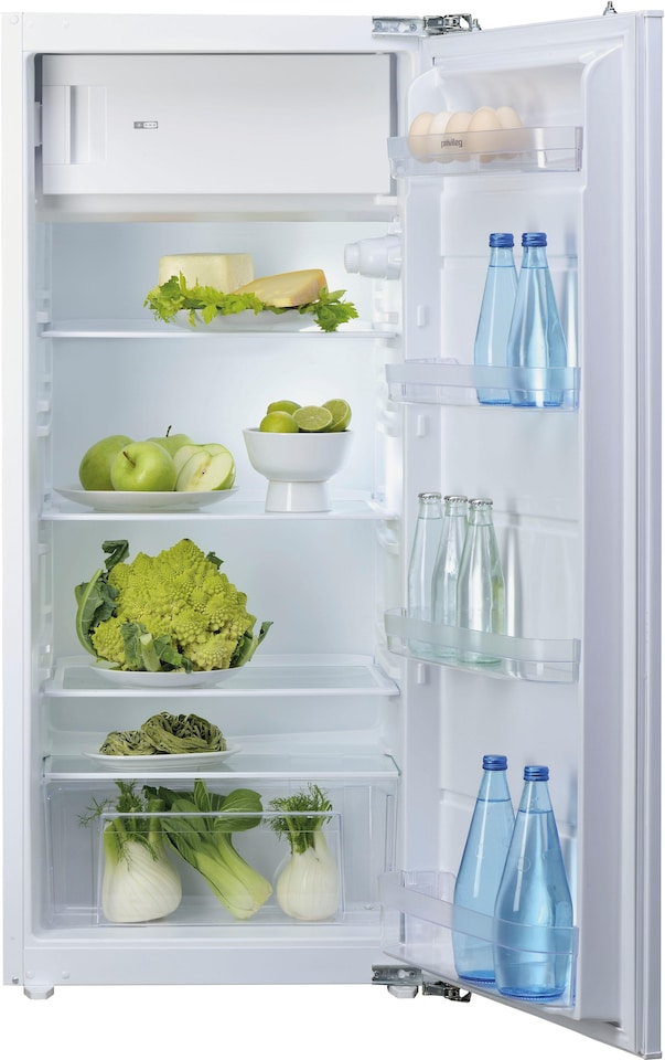 Privileg Einbaukühlschrank, 122,5 cm hoch, 56 cm breit auf Rechnung ...