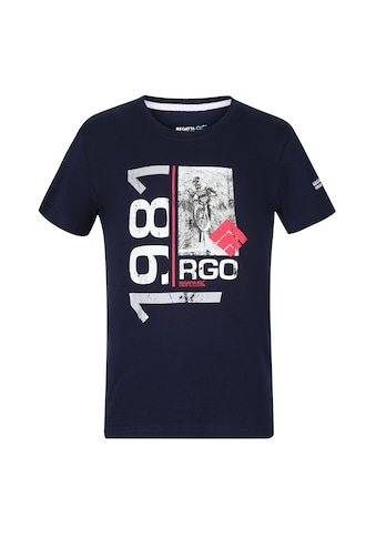 Regatta Print-Shirt »Kinder Bosley III Print T-Shirt« kaufen
