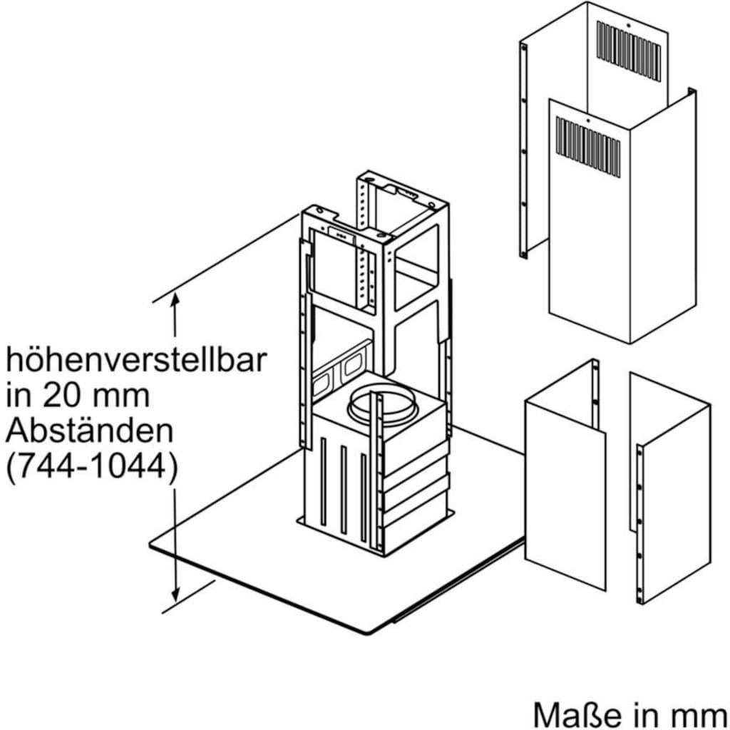 SIEMENS Inselhaube »LF97GBM50«, Serie iQ300
