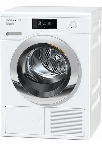 Wärmepumpentrockner, Miele, »TCR860 WP Eco&Steam WiFi&XL T1« kaufen