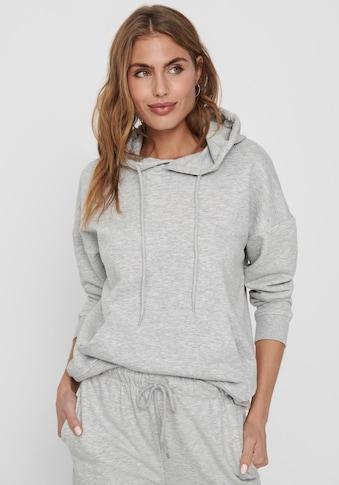 Only Kapuzensweatshirt »ONLFEEL LIFE L/S HOOD« kaufen