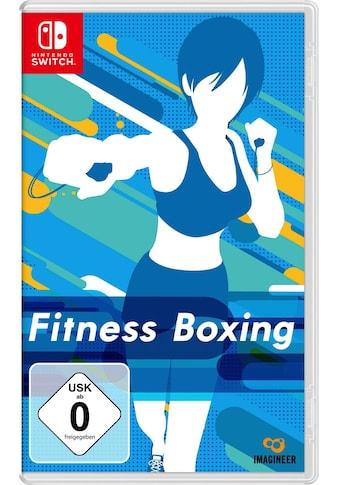 Nintendo Switch Spiel »Fitness Boxing«, Nintendo Switch kaufen