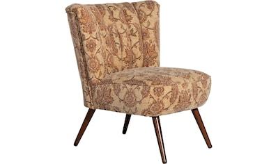 Max Winzer® Sessel »Aspen«, im Retrolook kaufen