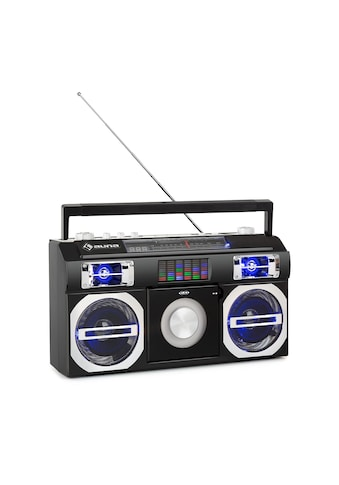 Auna Retro-Player CD BT USB MP3 UKW Teleskopantenne kaufen